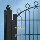 Jednokrídlová brána Decofor