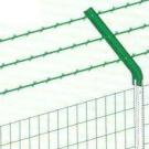Montáž ostnatého drôtu