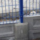 Betónový držiak podhrabovej dosky
