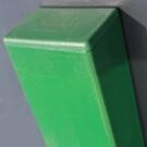 Stĺpik 40x60 mm