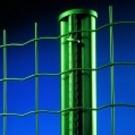 Okrúhle stĺpiky s montážnou drážkou